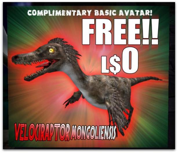 Dino Avatar