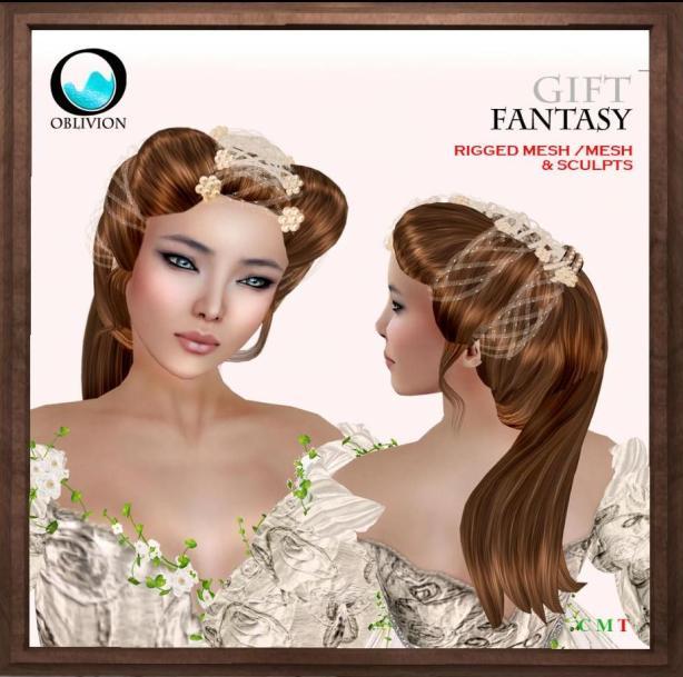 Hair Fair_ FREE_ Oblivion_Fantasy