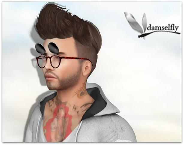 Hair Fair_FREEBIE_ Damselfly