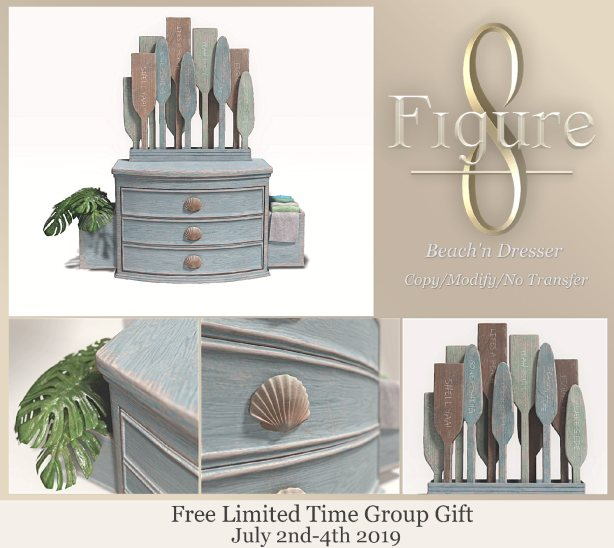 Figure8 Group Gift Limited Time